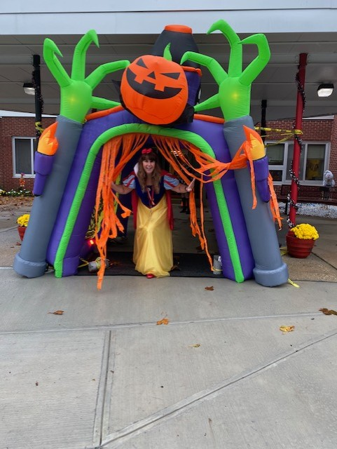 A Halloween Welcome from Mrs. Kolkhorst!