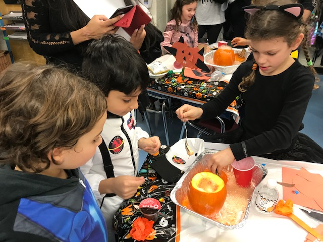Making A Pumpkin Volcano is Spooktacular!