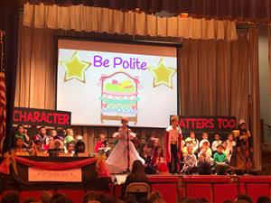 Character Matters Performance: Be Polite