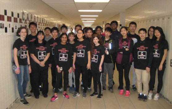 South Woods Scores twelfth Place in the New York State Science Olympiad Competition