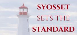 Links to Syosset sets the Standard page