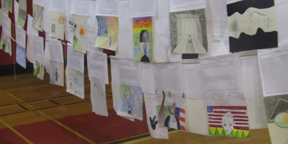 7th grade Black History projects