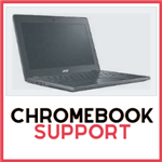 chromebook supoort