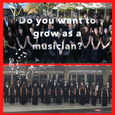 Adelettes, Chamber Singers, Choral Pride and Cabaret! So Many Musical Opportunities at SHS!