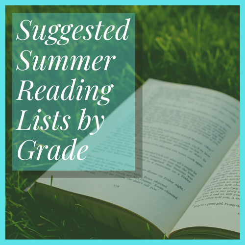 Suggested Summer Reading Lists