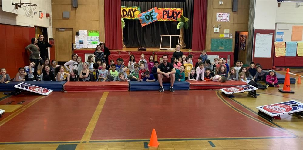 Baylis Takes Part in Global School Day Play