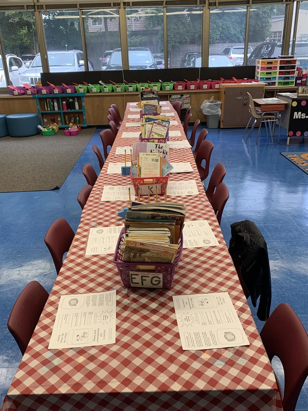 Welcome to Chef Aschenbrenner's Book Tasting